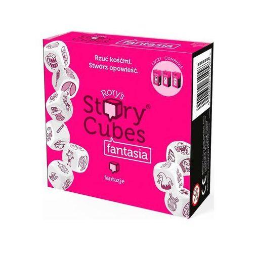 Rebel Story cubes: fantazje -