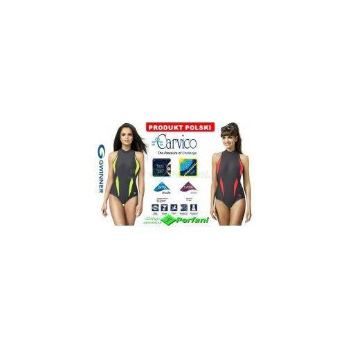 Aqua sport klasyczny strój kąpielowy pływacki 2 kolory  + czepek   wysyłka 24h od producenta Gwinner
