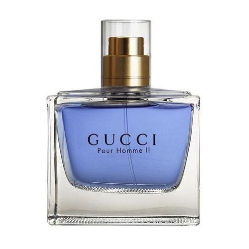 Gucci pour homme ii, woda toaletowa – tester, 100ml