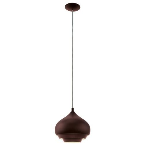 CAMBORNE 96884 LAMPA WISZĄCA METALOWA EGLO (9002759968847)