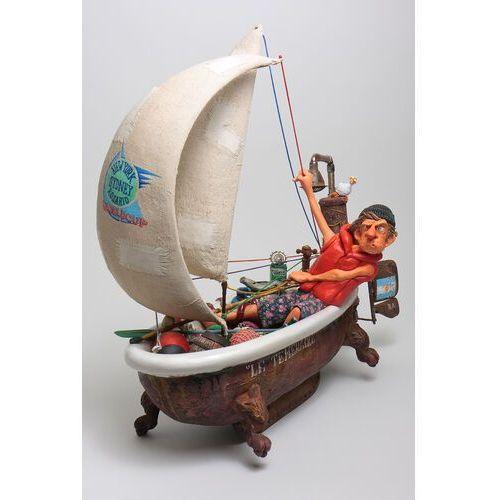 Figurka łódka ahoj - guilermo forchino (fo85077) marki Guillermo forchino