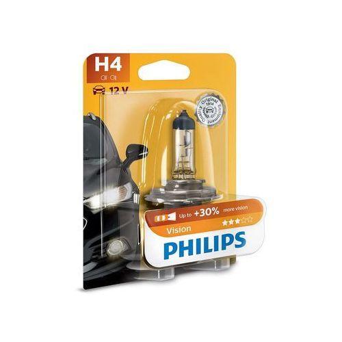 Philips Oświetlenie uliczne vision 12342prb1 h4 p43t-38/60w/55w/12v