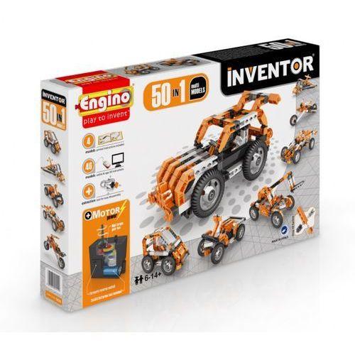 Engino Inventor 50 models motorized set