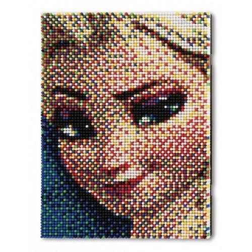 Quercetti, Kraina Lodu, mozaika Pixel Photo