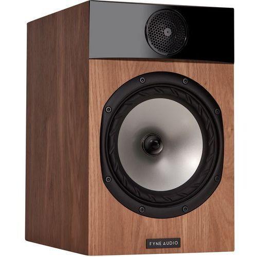 Fyne audio Kolumna głośnikowa f301 czarno-brązowy (5060546830429)
