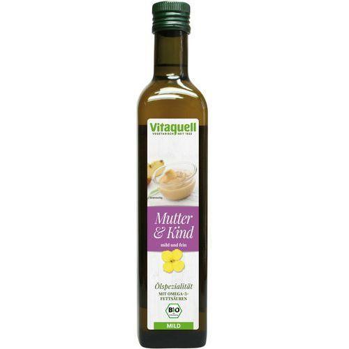Olej dla MAMY I DZIECKA 6x250ml BIO - Vitaquell - OKAZJE