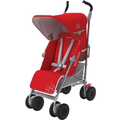 wózek spacerowy techno xt cardinal/silver wyprodukowany przez Maclaren