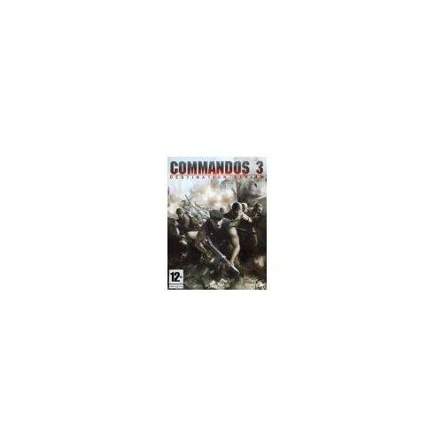 Commandos 3 Destination Berlin (PC)