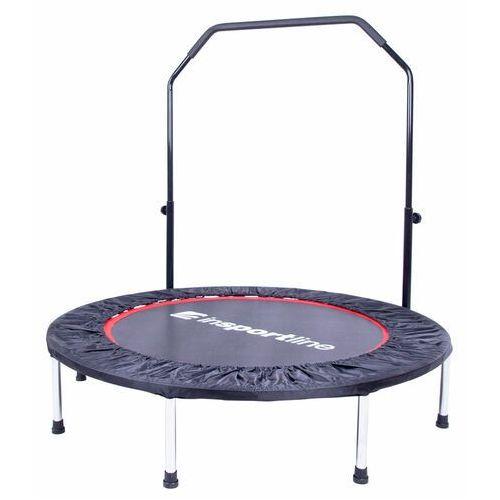 Trampolina fitness z uchwytem profi 122 cm wzmacniana marki Insportline