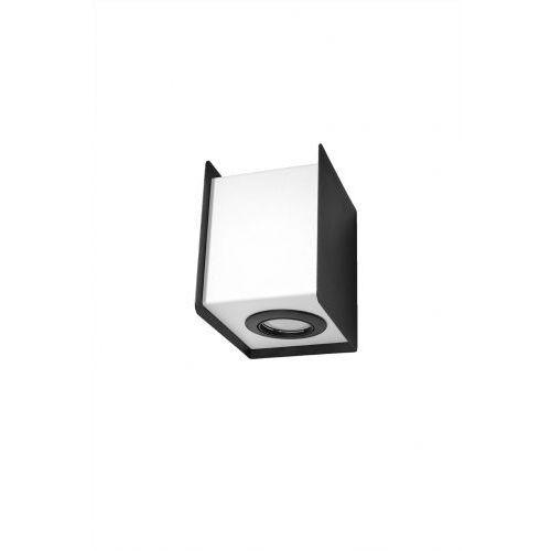 Kinkiet stereo 1 czarny/biały sl.0403 – marki Sollux