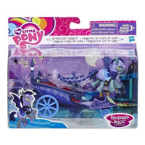 Mlp fim zestaw przyjaciól moonlight chariot marki Hasbro