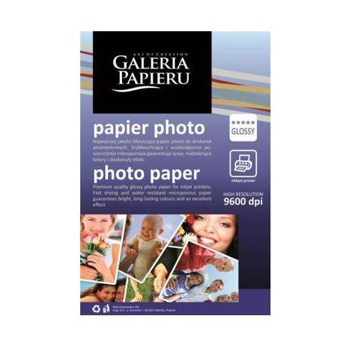 Papier fotograficzny GALERIA PAPIERU Photo Glossy PR 240g 10x15 cm 50 ark. (5903069023261)