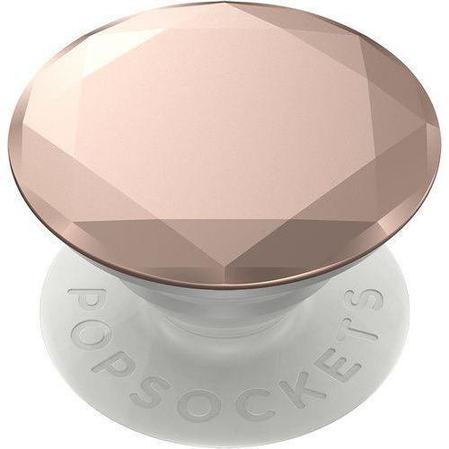 Uchwyt i podstawka POPSOCKETS do telefonu (Rose Gold Metallic Diamond) (0842978135298)