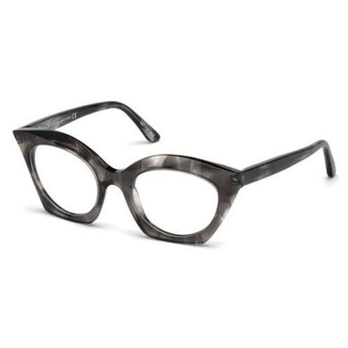 Okulary korekcyjne ba5077 020 marki Balenciaga