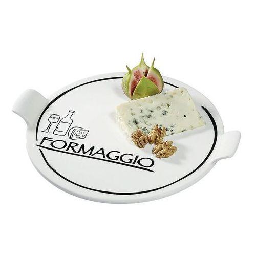 Cilio - Formaggio - porcelanowy talerz do sera, ⌀ 26,00 cm