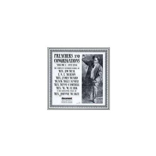 Preachers & Congregations (0714298552928)
