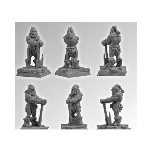 Scibor 28fm0113 - barbarian #1 28mm marki Scibor miniatures