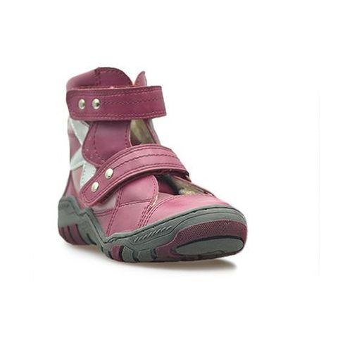 Kozaczki dziecięce Kornecki 02553 Różowe, kolor różowy