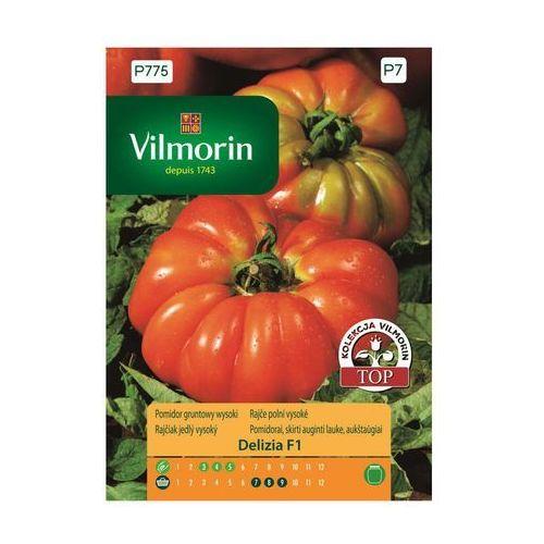 Pomidor gruntowy wysoki DELIZIA F1 nasiona tradycyjne 0.1 g VILMORIN (5907617321779)