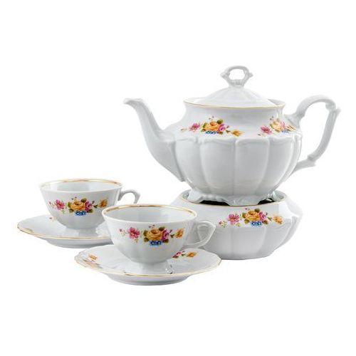 Zestaw do herbaty maria teresa 2/6 f006 -cho marki Florentyna