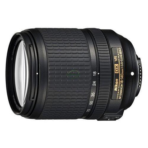 nikkor af-s dx 18-140mm f/3.5-5.6g ed vr marki Nikon