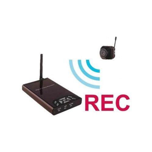 Y.c.j. electronic ltd. Mikro-kamera bezprzewodowa + 4-kanałowy odbiornik nagrywający do 300m.