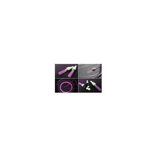 Wentyle Świecące z Czujnikiem Wstrząsów - Różowe., 590741600088