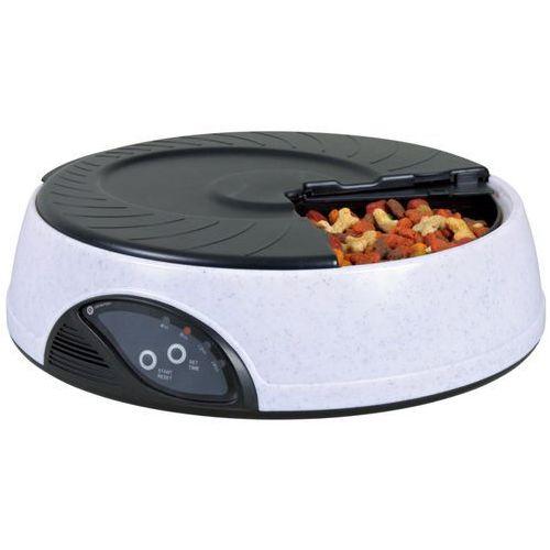 Trixie karmidło automatyczne - 4 posiłki 500ml [24381]