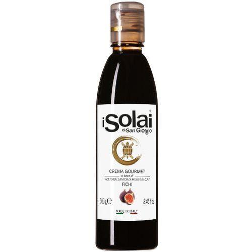 I solai 300g przyprawa na bazie octu balsamicznego z modeny z sokiem z fig   darmowa dostawa od 150 zł!, marki I solai di san giorgio
