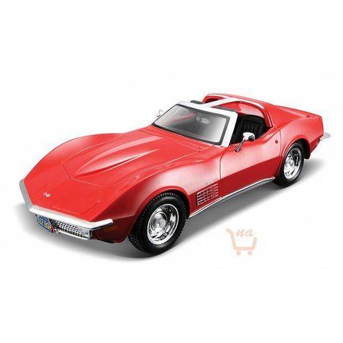 MAISTO model do składania 1970 Corvette 1/24