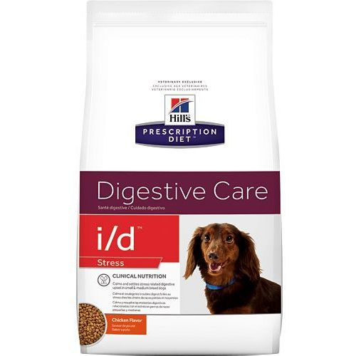 Hill's pd prescription diet canine i/d stress mini 1,5kg - 1500 marki Hills prescription diet