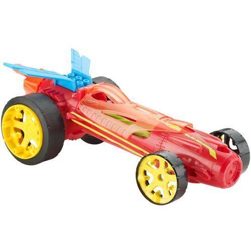 autonakręciaki wyścigówka dpb63 czerwona marki Hot wheels