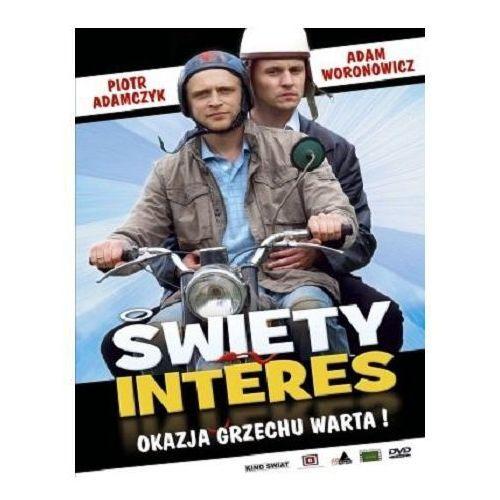 Święty Interes [DVD] (5903560913238)