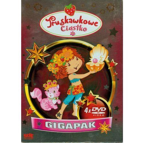 Truskawkowe ciastko gigapak 4xDVD - produkt z kategorii- Filmy animowane