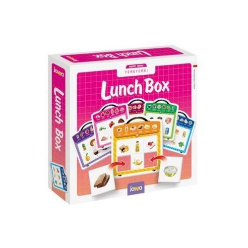 Jawa Gra lunchbox - moje śniadanie - darmowa dostawa od 199 zł!!!