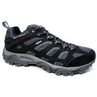 Buty trekkingowe męskie MERRELL MOAB GTX GORE-TEX (J15151) - czarny/szary