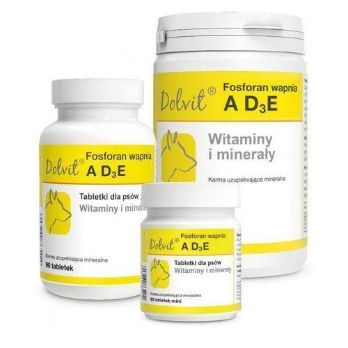 Dolfos Dolvit fosforan wapnia adзe 90 tabletek - dolvit fosforan wapnia adзe 90 tabletek