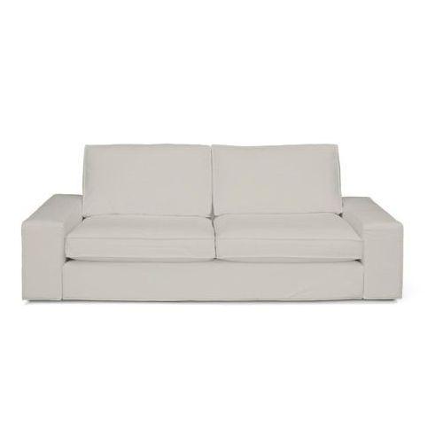 Dekoria pokrowiec na sofę tomelilla 2-osobową, nierozkładaną cotton panama 702-06, sofa tomelilla 2-osobowa