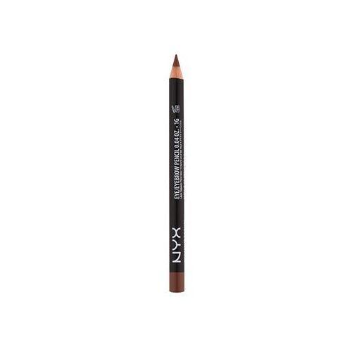 slim kredka do oczu i brwi odcień light brown 1 g marki Nyx professional makeup