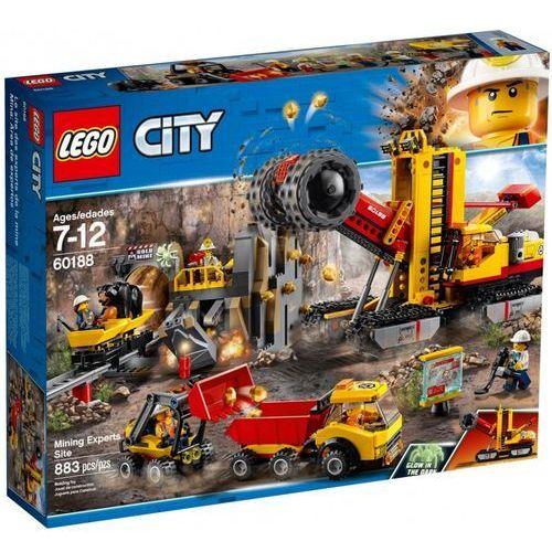 60188 KOPALNIA (Mining Experts Site) KLOCKI LEGO CITY. Najniższe ceny, najlepsze promocje w sklepach, opinie.