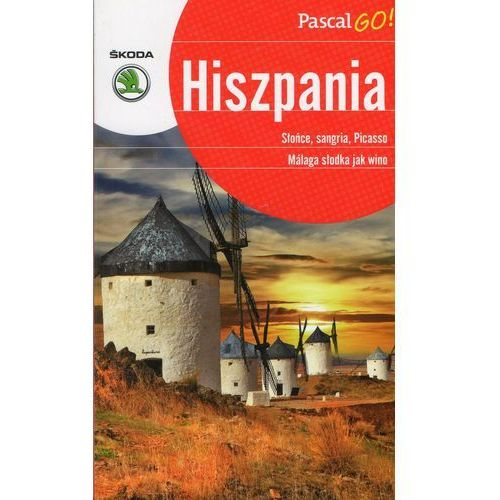 Hiszpania. Pascal GO! (9788376423395)
