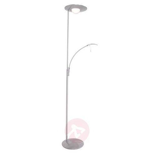 Steinhauer Zenith Lampa Stojąca LED Stal nierdzewna, 2-punktowe - Nowoczesny - Obszar wewnętrzny - Zenith - Czas dostawy: od 6-10 dni roboczych (8712746108293)