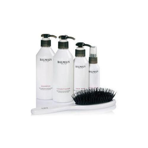 beauty bag, zestaw pielęgnacyjny do włosów przedłużanych marki Balmain