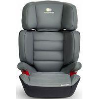 Fotelik samochodowy KINDERKRAFT Junior Plus Szary + Zamów z DOSTAWĄ JUTRO! + DARMOWY TRANSPORT! (5902021215904)