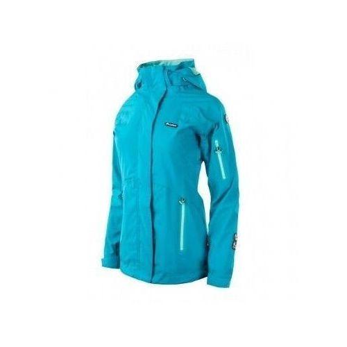 kurtka damska muccia - rozmiar s - kolor turkusowy marki Elbrus