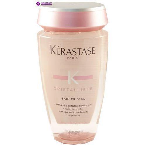 Kerastase Cristalliste Bain Cristal Fine Shampoo 250ml W Szampon do włosów cienkich