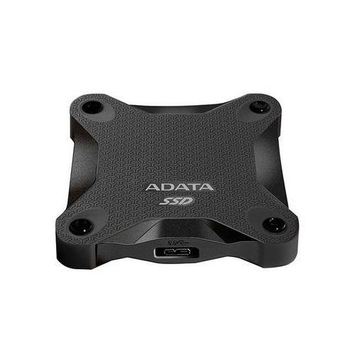Dysk zewnętrzny ADATA SD600 512GB USB3.1 (ASD600-512GU31-CBK) Darmowy odbiór w 20 miastach!, ASD600-512GU31-CBK