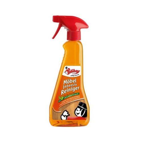375ml mobel intensiv reiniger spray do czyszczenia powierzchni drewnianych marki Poliboy