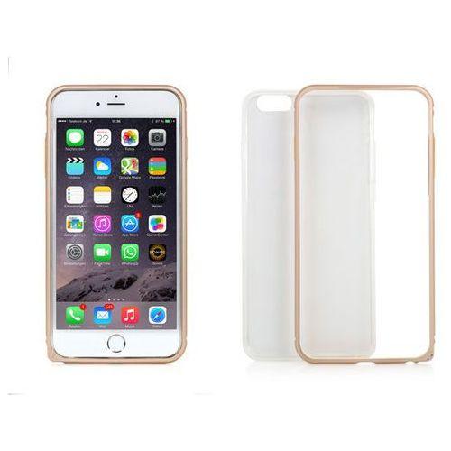 Obudowa bumper Stilgut Apple iPhone 6 Plus / 6S Plus - Złoty - Złoty