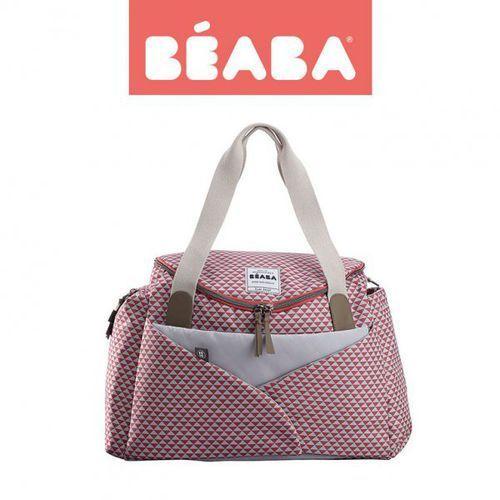 torba dla mamy sydney play print marsala marki Beaba